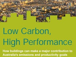 Built environment sector can achieve 50% reduction in emissions: ASBEC report