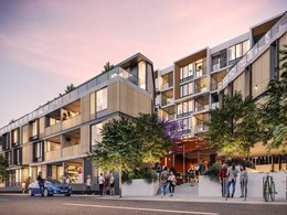 Hassell-designed WA apartments attempt state-first for sustainability