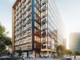 Australia's tallest and world's largest engineered timber office building coming to Brisbane