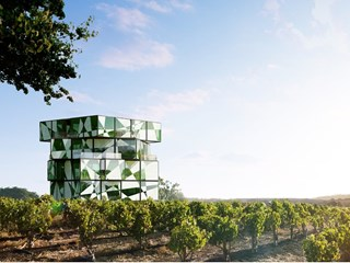 'Rubik's Cube' wine centre to give South Australia significant tourism boost