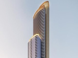 SJB propose 90-level residential tower for Surfers Paradise