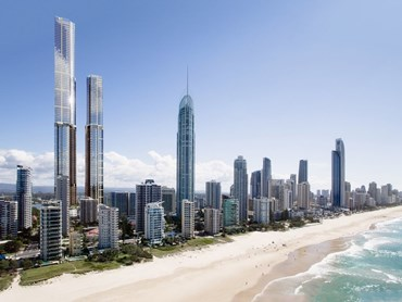 New Towers To Be Stand Out On Gold Coast Skyline