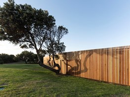 From brick shithouse to terrific toilets: Marks Park Amenities by Sam Crawford Architects