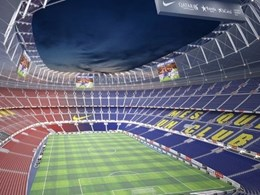 Cox Architecture shortlisted for $650m Barcelona stadium refurbish