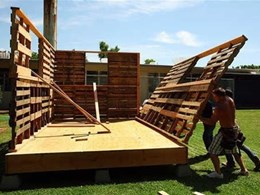 How to design a house from pallets [Video]