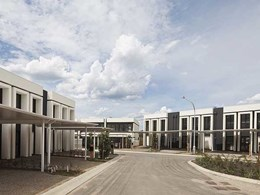 Dulux AcraTex coating system provides uniform finish at Sunland Group Stage 3 Kellyville project