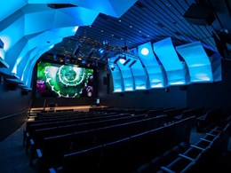 Telstra takes on the world with state-of-the-art theatrette in Melbourne