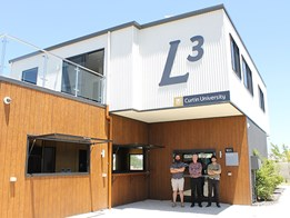 Curtin University's 'Living Lab' showcases sustainable building concept