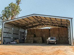 Top 5 reasons to buy our hay and fodder sheds