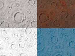 Integrate lunar textures into your design projects