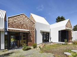 Lysaght steel cladding a perfect fit for renovated Alphington, Vic home