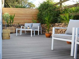 Trekker composite decking – the modern alternative to timber