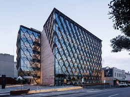 Capral curtain wall helps Barwon Water HQ achieve aesthetic and green goals