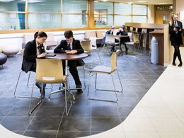 Karndean's limitless design capabilities helping create optimum education spaces