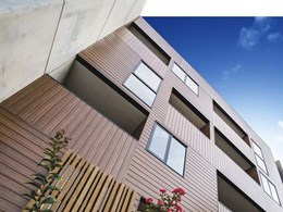Urbanline's fire compliant Alu Selekta cladding for peace of mind