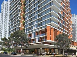 Plans lodged for Turner Studio-designed aged care tower in Epping