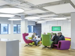 How to design for acoustics in commercial environments