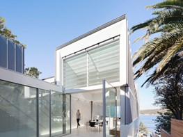 Clever design and coastal views create the illusion of size