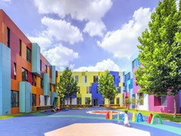 Learning by colour: Paints and coatings in the education sector