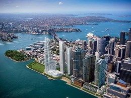 Renzo Piano-designed Barangaroo towers make steps towards approval