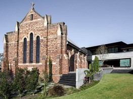Brisbane's 'Church House' resurrects the beauty of a heritage place of worship