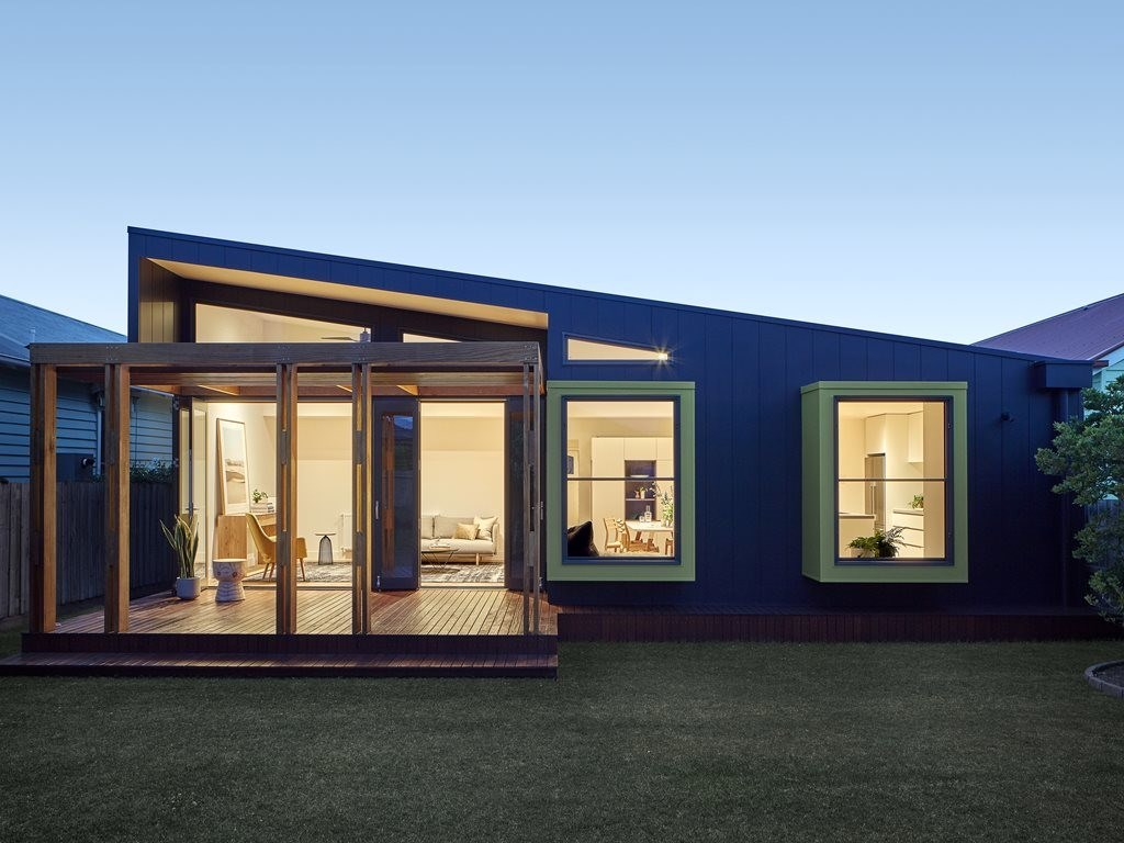 Transforming A 1920s Californian Bungalow Into Modern Lean To