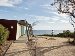 Toilet with a view: New sustainable facilities on Sandringham foreshore