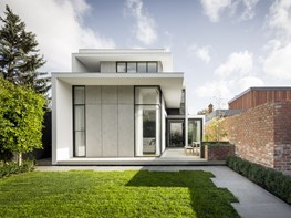 Modern architecture makes stunning extension to Victorian heritage home