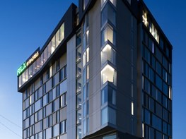 Sydney hotel design evokes the 'golden era' of air travel