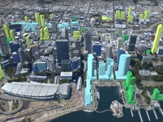 Perth's city skyline set to change dramatically
