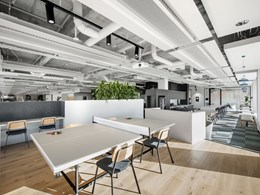 Agile Offices: WSP Parsons Brinckerhoff by JPE Design Studio