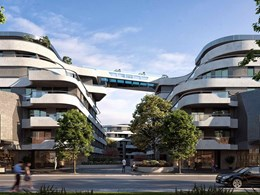 "Rothelowman project to feature Melbourne's first suspended residential ""sky pool"""