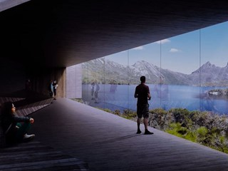 """World Heritage Wilderness Village"" approved for Cradle Mountain"