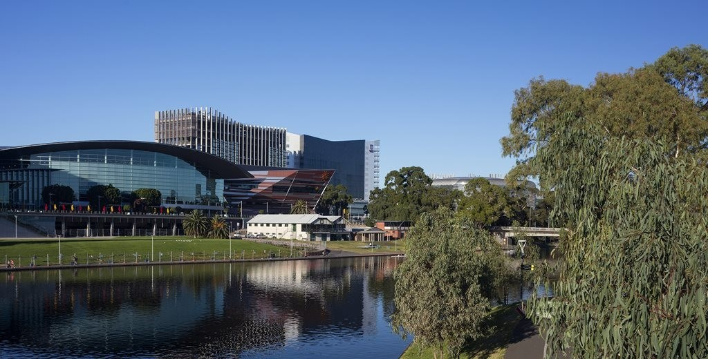 "Adelaide University's ""game-changing"" $246m Health and Medical Sciences Building"