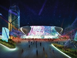 Designs revealed for Brisbane's proposed $2bn entertainment precinct