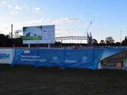 Building for the community is a win for the Gold Coast Games