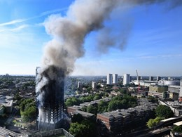 Grenfell Tower fire stokes fear over Australian building standards