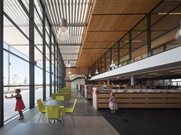 Craigieburn library design opens new chapter in suburban sustainability
