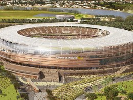 $1.6b Perth Stadium set to open soon