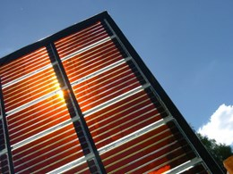 Solar glass to revolutionise architectural glazing market