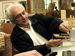 'Sketches of Frank Gehry' to open ArchiFlix Sydney