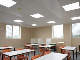 Better lighting design means better educational and environmental outcomes