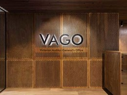 Healthy workplace created at VAGO through clever design and material choice