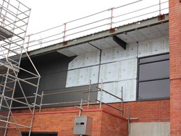 Ensuring compliance for Vitracore G2 bonded aluminium panels
