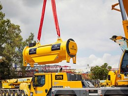 Crane safety system wins Good Design accolade