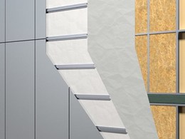 Introducing Vitrashield, Australia's first fully compliant AS5113 cladding system
