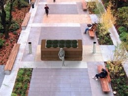 Protecting public spaces with impact rated street furniture