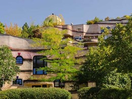 Projex Group's Top 20 favourite green rooftops: Waldspirale, Germany