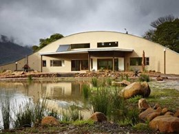 Warburton house with FormPro walls featured on Grand Designs Australia