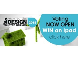 Vote for Weathertex in Top Trusted Brands Survey 2018